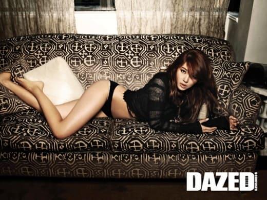 Yoon Eun-hye attractive