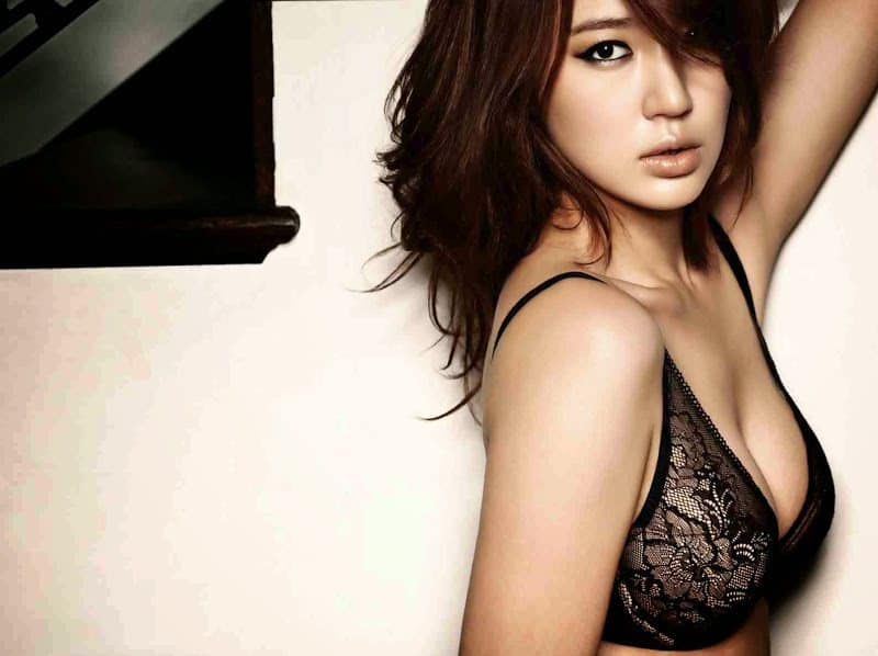 Yoon Eun-hye sexy