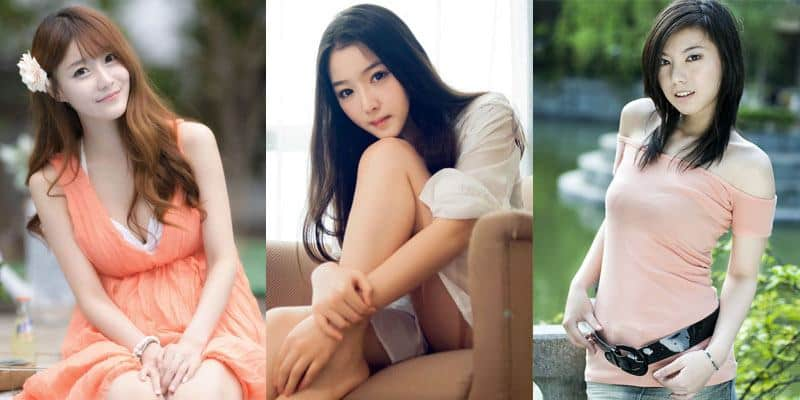 cute and beautiful Chinese girls