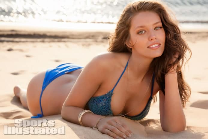 Emily Didonato Sports Illustrated photo shoot