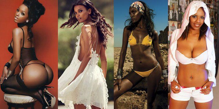 Hottest Ethiopian women