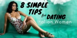 Italian women dating