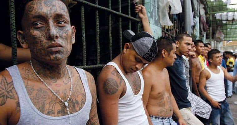 Mexican gang members make bad boyfriends and husbands