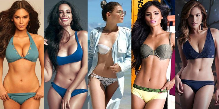 the hottest women of the Philippines