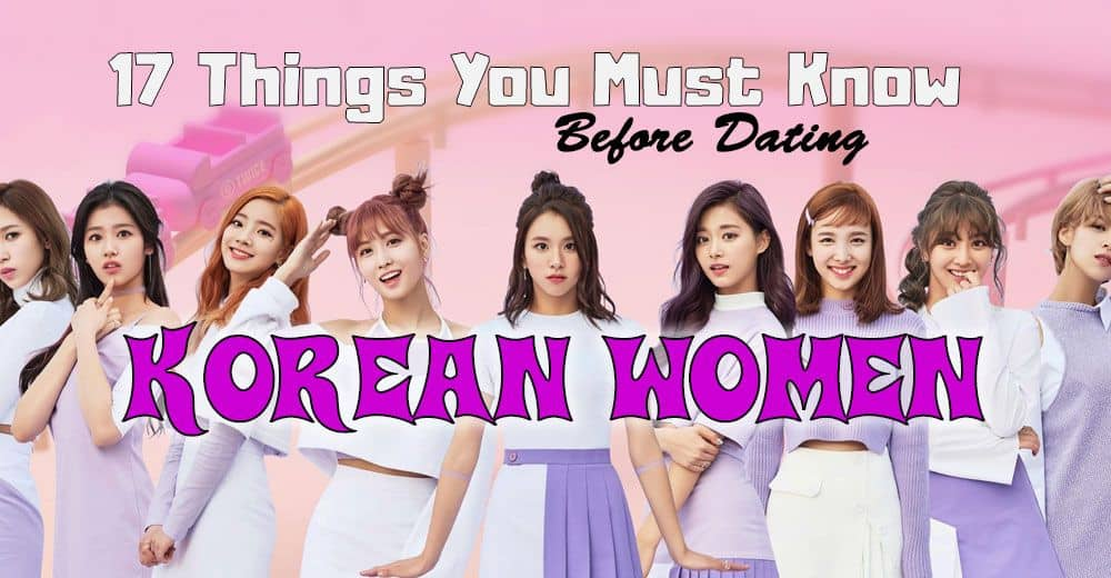 12 things to know before dating Korean girl