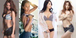 hottest Korean women