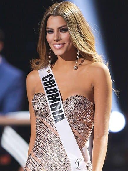 Ariadna Gutierrez Miss Colombia 2018