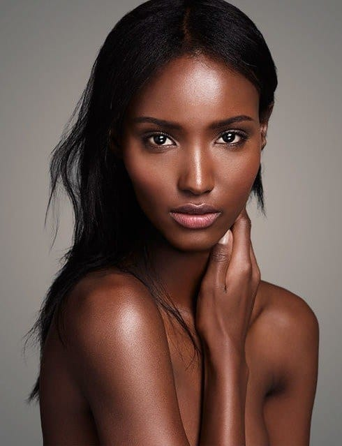 Fatima Siad Somali-Ethiopian model