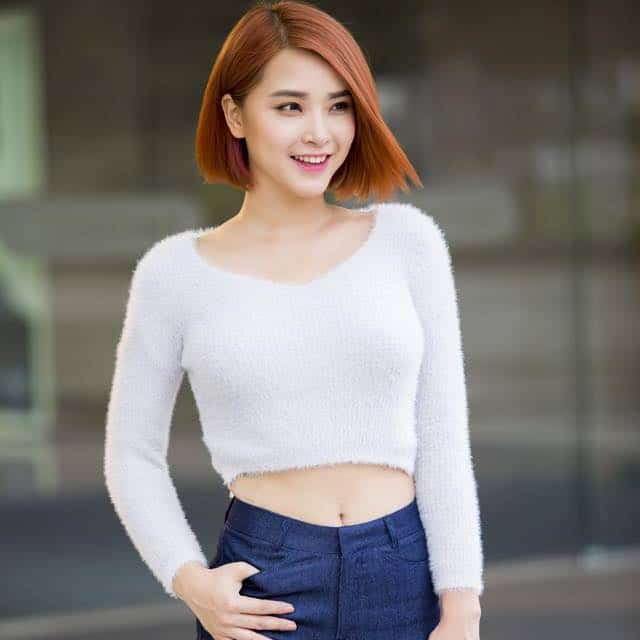 Hai Bang classic Vietnamese beauty