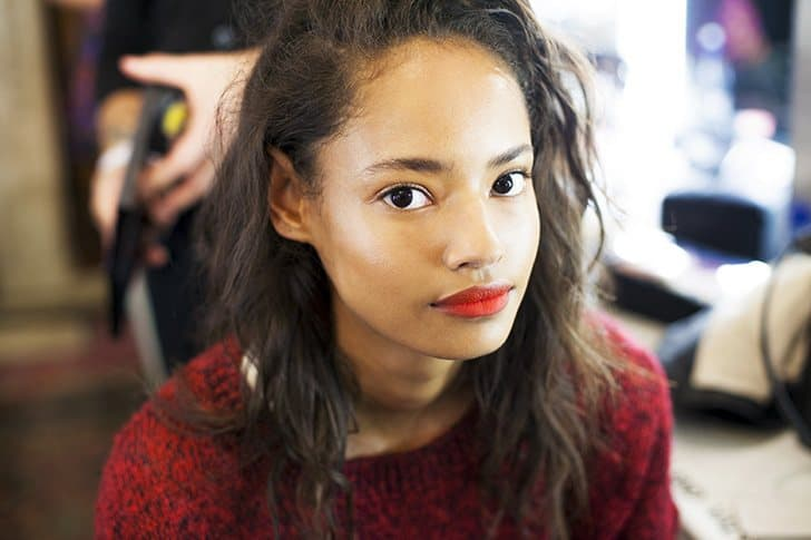 Malaika Firth supercute Kenyan model