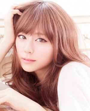 Mariya Nishiuchi lovely Japanese singer