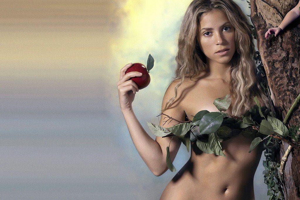 Shakira sexy poster