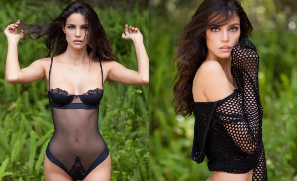 Sofia Resing Maxim photoshoot