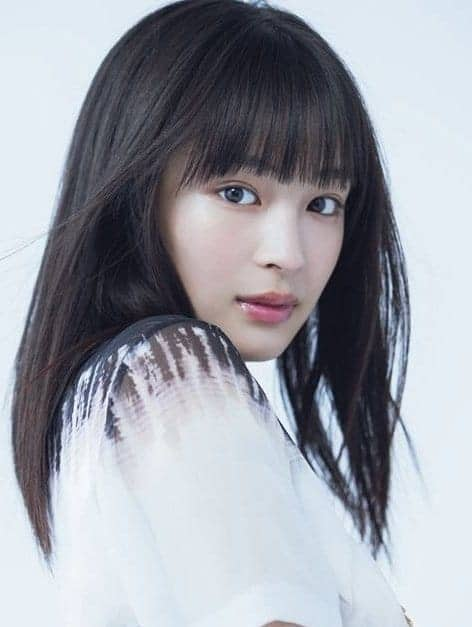 Suzu Hirose beautiful Japanese girl
