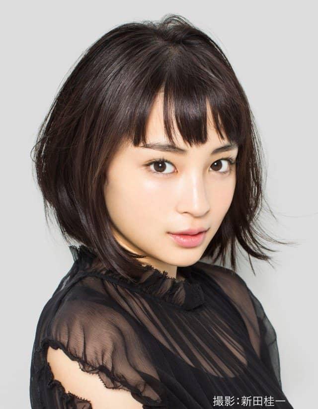 Suzu Hirose cute Japanese babe