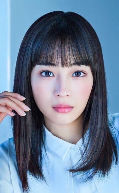 Suzu Hirose talented Japanese actress