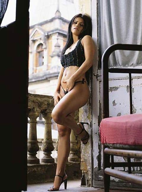 Viviane Castro erotic model