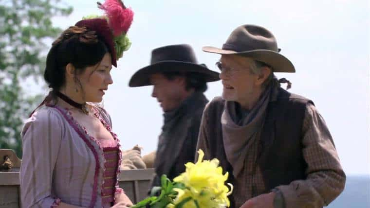 a scene on Mail Order Bride 2008 movie