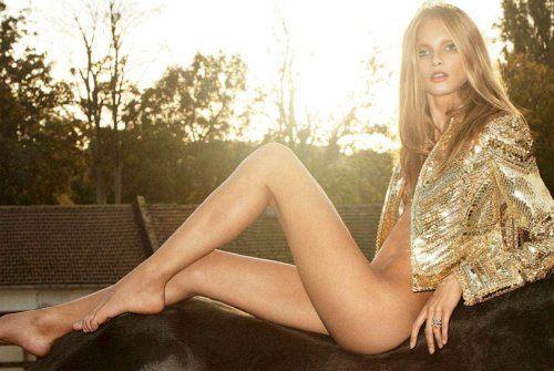 Anna Selezneva hot Russian model