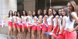 Hot Dominican single girls