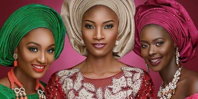Pretty women from Nigeria