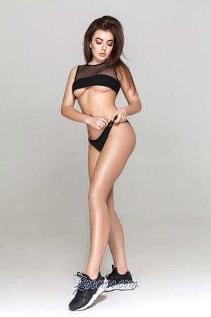 sensual Ukrainian woman for marriage
