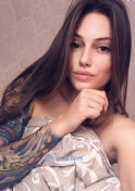 tattooed Ukraine girl looking for marriage