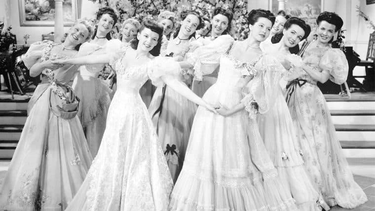 The Harvey Girls (1946) - Judy Garland