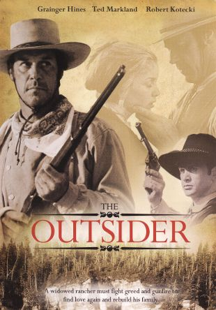 The Outsider 1994 movie poster