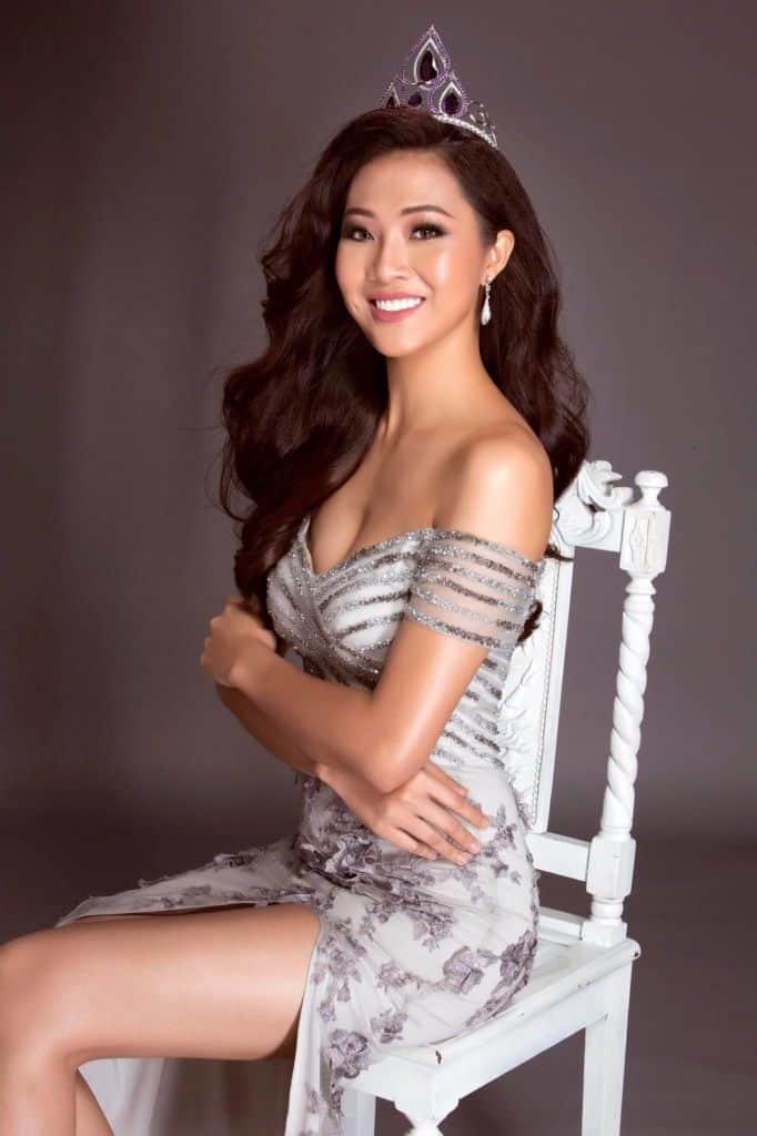 Trương Thị Diệu Ngọc miss universe vietnam 2015