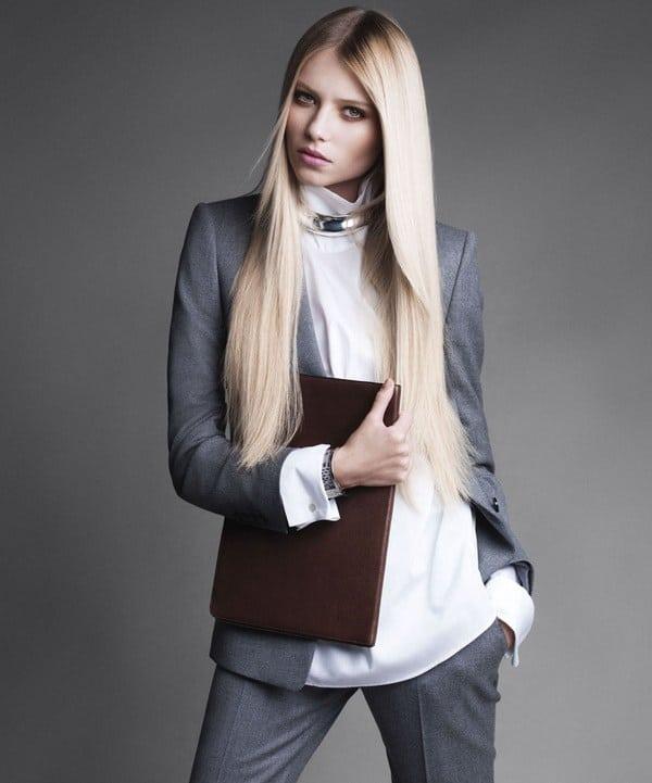 Vika Falileeva formal wear