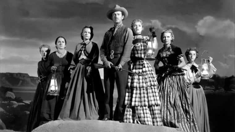Jeff Arnold's West: Westward the Women (MGM, 1951)