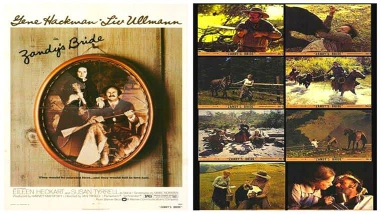 Zandy's Bride (1974) - Gene Hackman