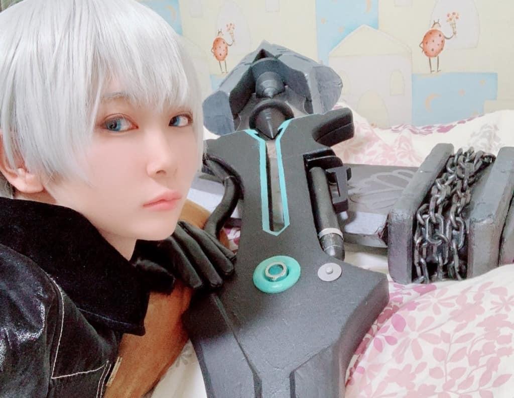 Iori cosplay