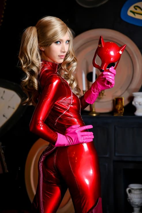 Lope takamaki cosplay photo