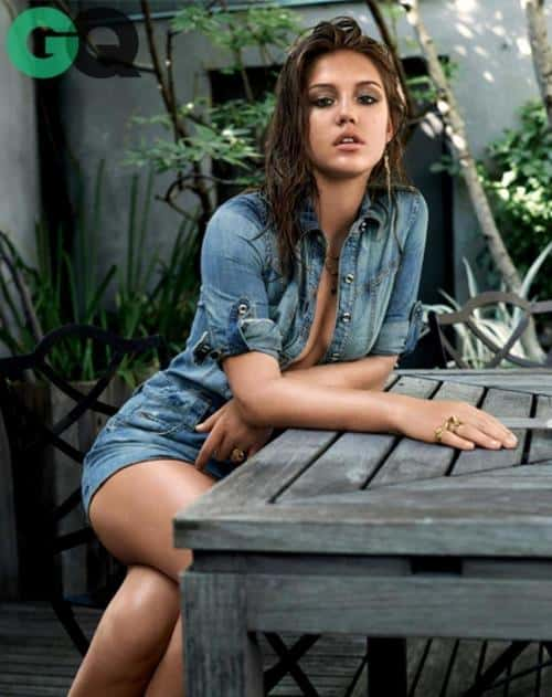 Adèle Exarchopoulos GQ pictorial