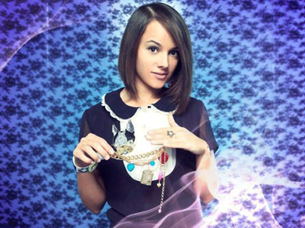 Alizee cute and sweet photo