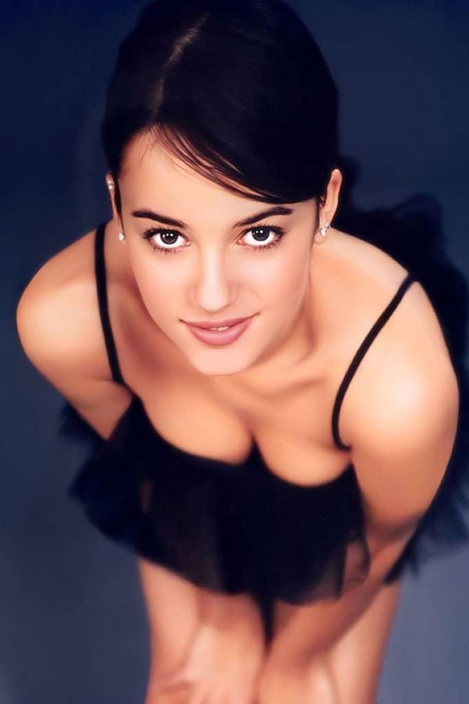 Alizee hot french singer