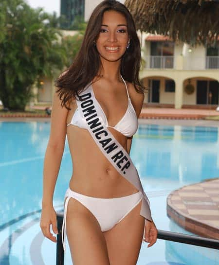 Amelia Vega Miss Dominican Republic