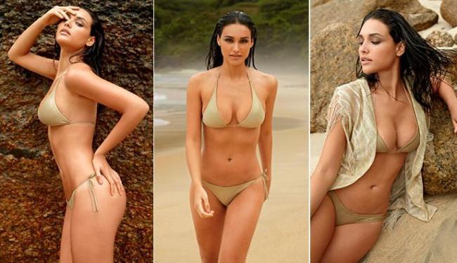 Débora Nascimento wonderfully hot pose