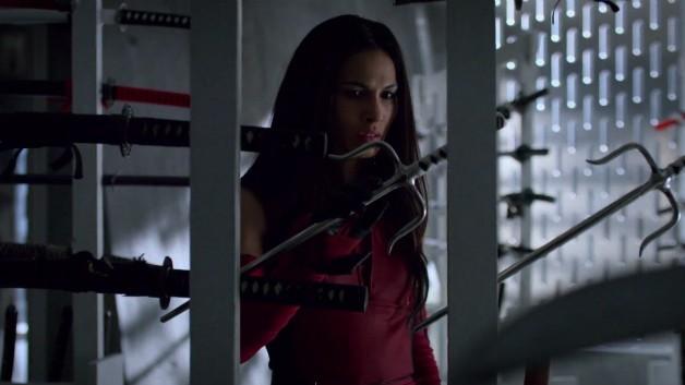 Elodie Yung - Daredevil's Elektra