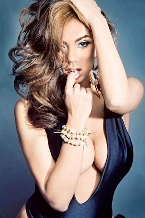 Erica Mena seductive photo