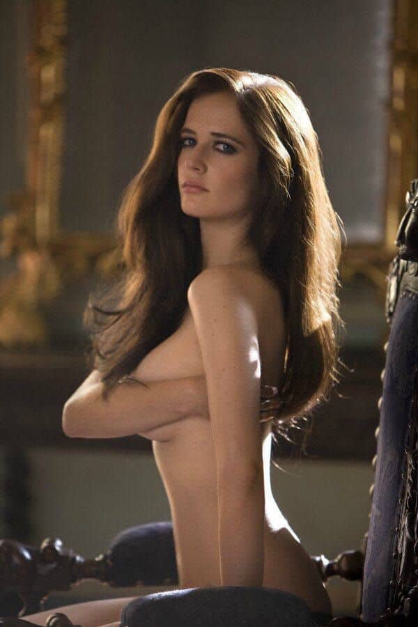 Eva Green naked photo