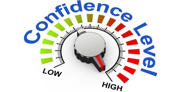 high confidence level
