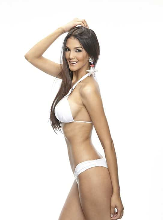 Kimberly Castillo Miss Dominican Republic 2014