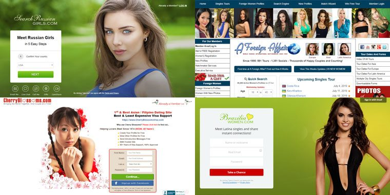 known dating agencies