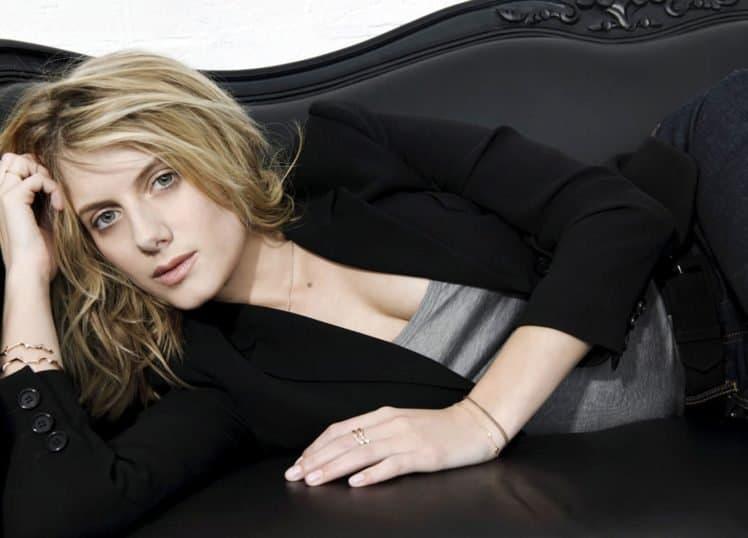 Mélanie Laurent French celebrity