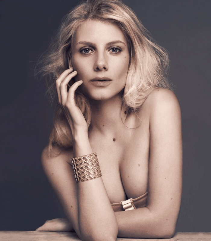 Mélanie Laurent wonderful French actress