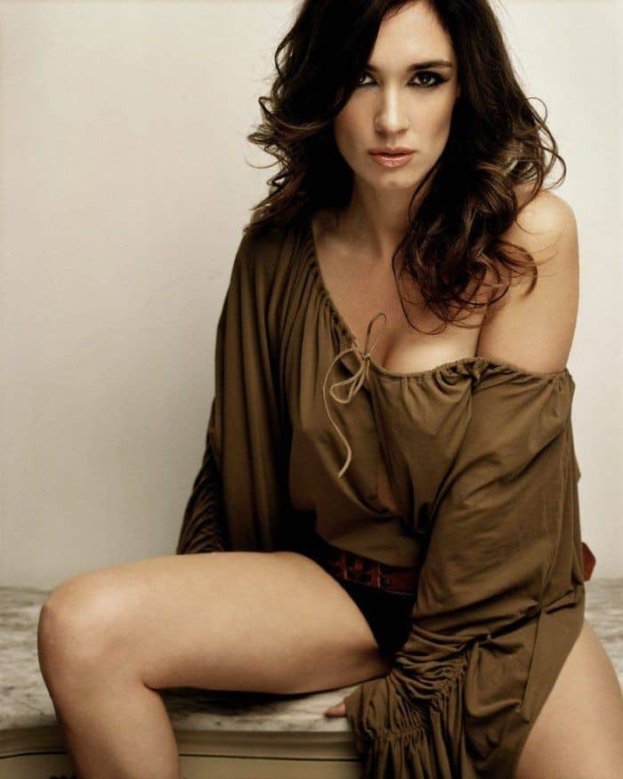 Paz Vega Spanish actress