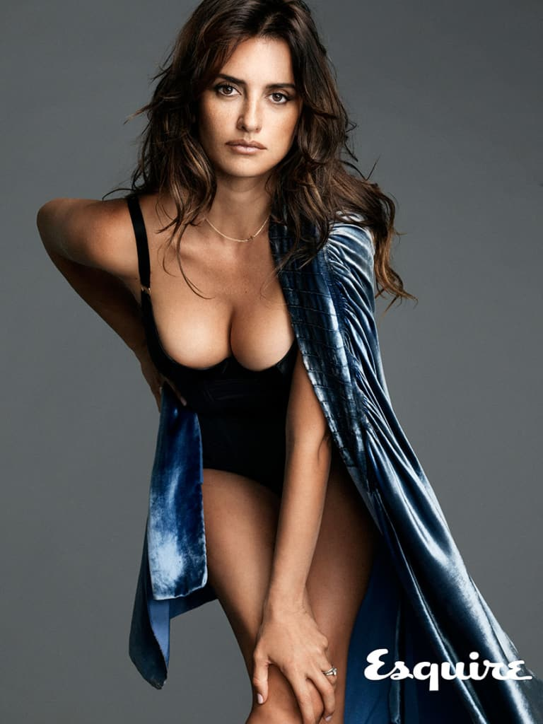 Penelope Cruz sexiest woman alive Esquire photoshoot